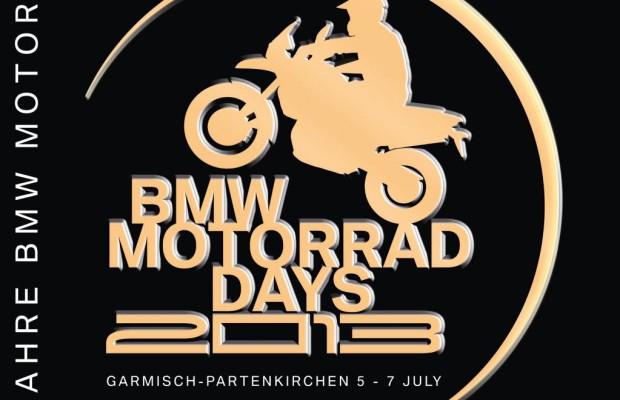 BMW Motorrad-Jubiläum mit Ausstellung und Party