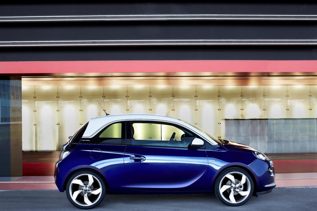 Basisversion des kleinen Opel (ab 11.500 Euro)