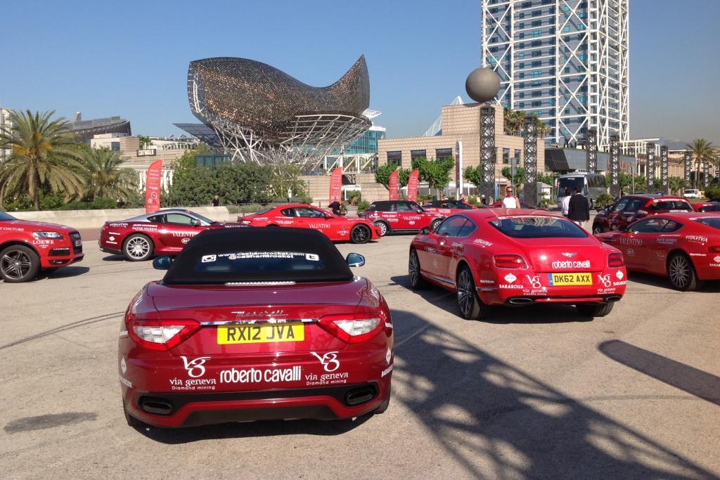 Bei der letzten Rallye sammelten die Ladys knapp 200.000 Euro