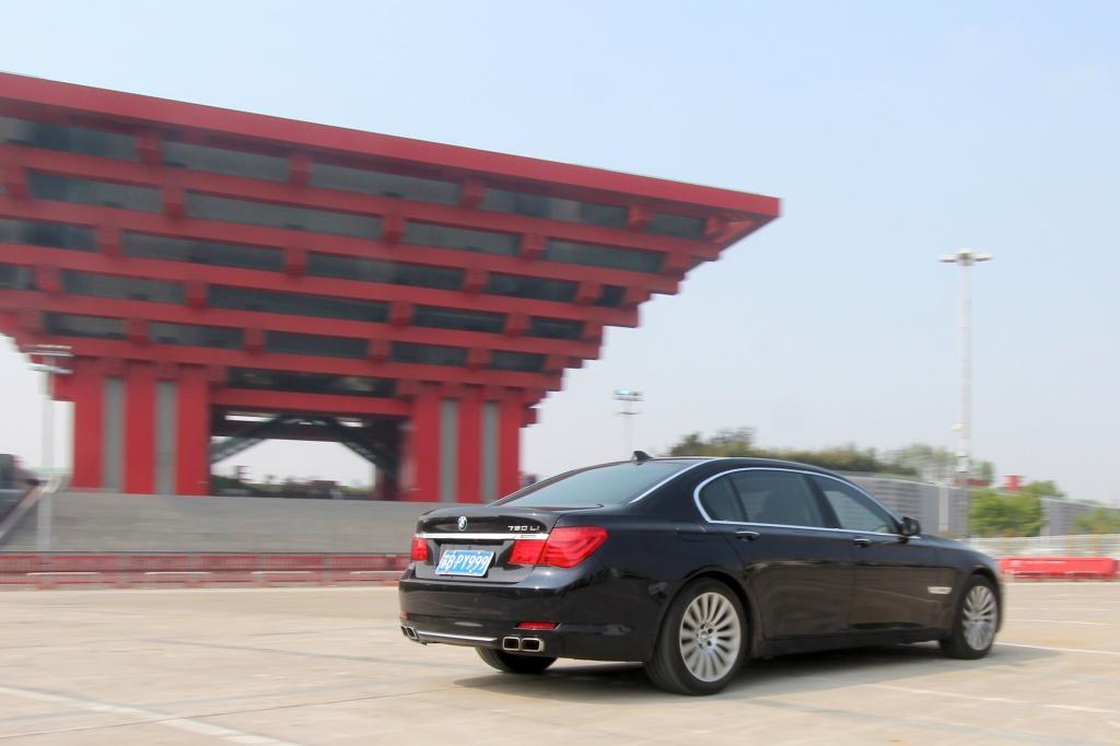 Bestellt hat Cao den Wagen ganz normal über seinen BMW-Händler in Peking