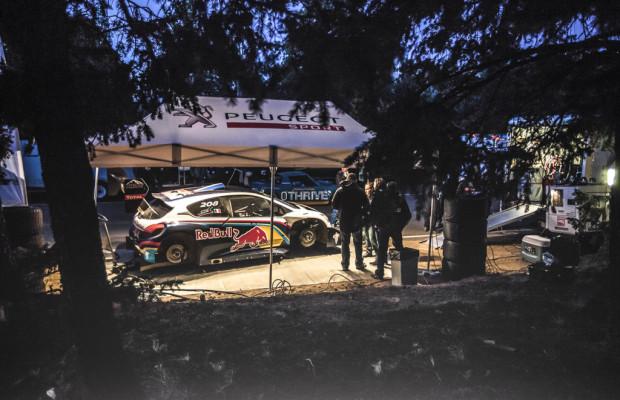 Bestzeit für Peugeot am Pikes Peak