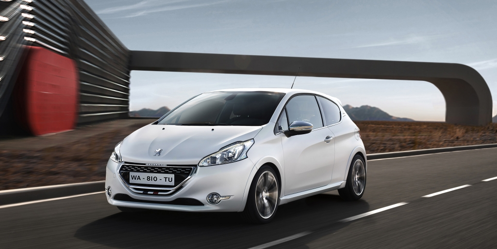 Bilstein B14: Neues Fahrwerk für Peugeot 208 GTi