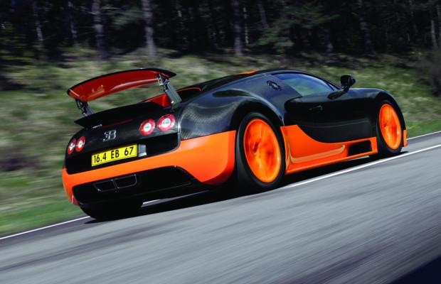 Bugatti präsentiert die beiden schnellsten Seriensportwagen der Welt