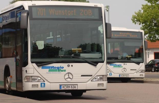 Contis neue Bus-Reifen gehen auf Tour
