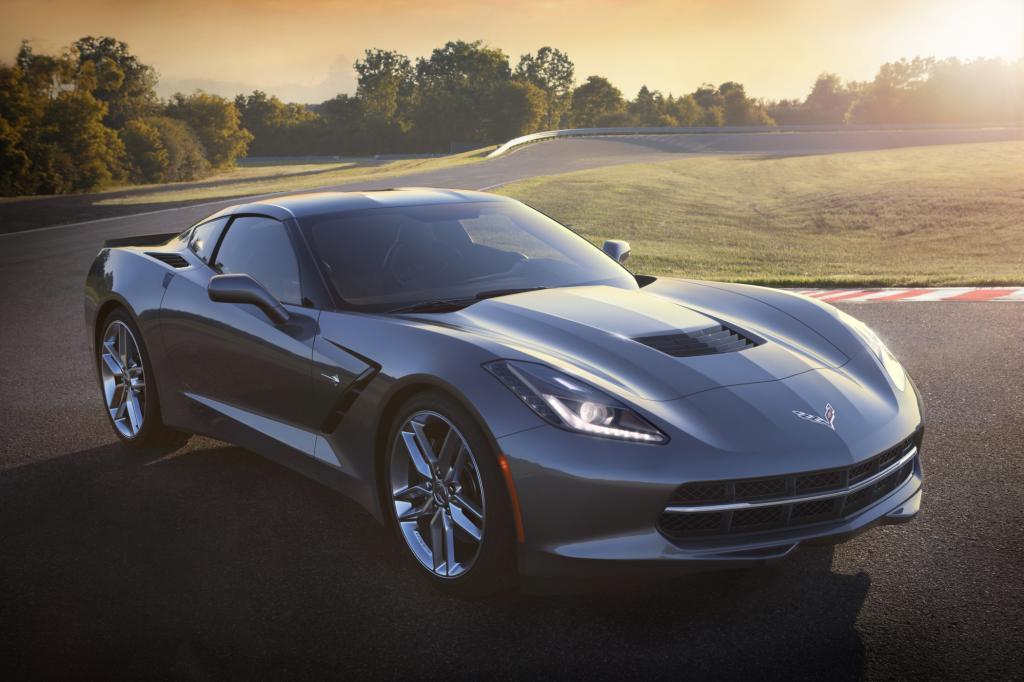 Corvette Stingray - Kraftmeier zum Kampfpreis