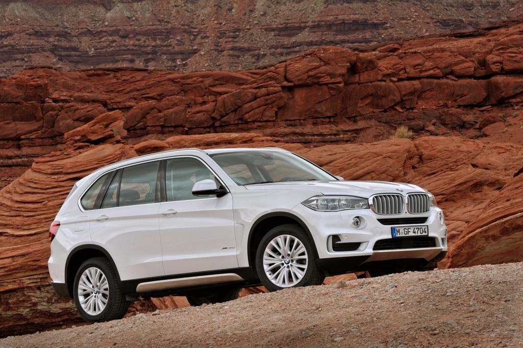 Den BMW X5 gibt es künftig auch mit reinem Hinterradantrieb