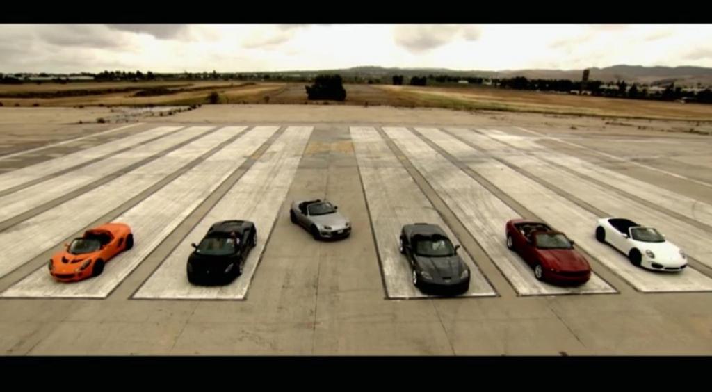 Der Mazda MX-5 das schnellste Cabrio der Welt?