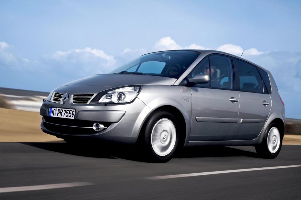 Der Renault Scenic ist ein Auto für die ganze Familie
