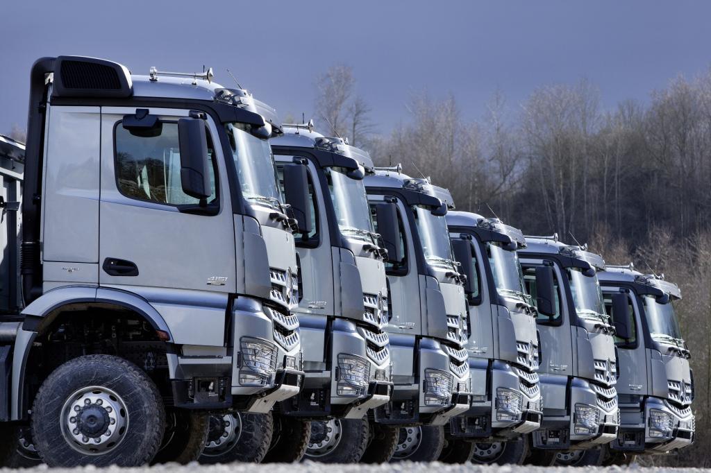 Die Lkw-Branche steht immer ein wenig im Schatten der öffentlichen Aufmerksamkeit