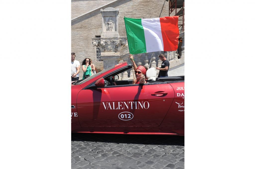 Dieses Jahr ging es durch Italien