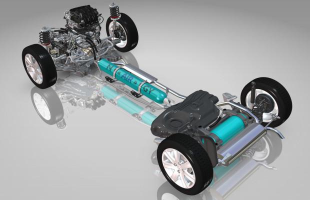Drei Preise für die Hybrid-Air-Technologie