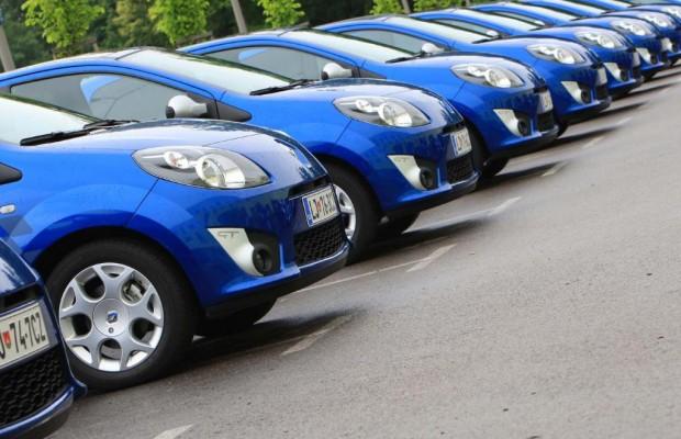 Eigenzulassungen: Renault legt um zwölf Prozent zu