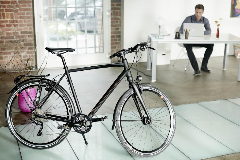 Einige große Unternehmen bieten ihren Angestellten bereits eine ganze Fahrradflotte an
