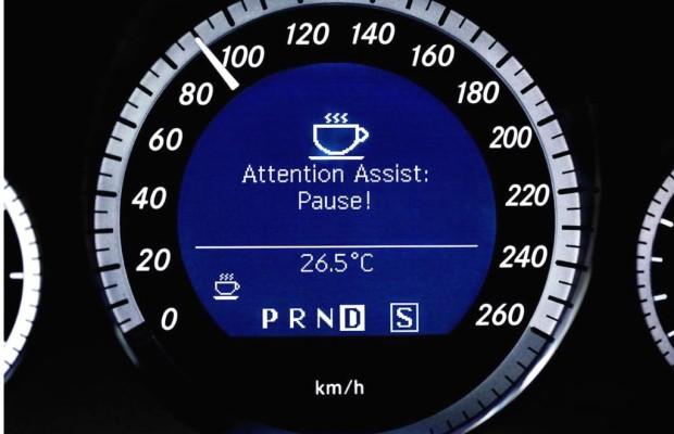 Energy Drinks für Autofahrer - Halbwach und durstig