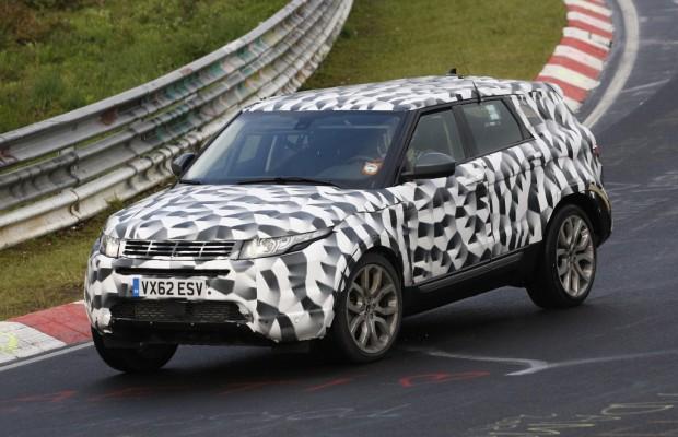 Erwischt: Erlkönig Land Rover Freelander - Verkleidungskünstler