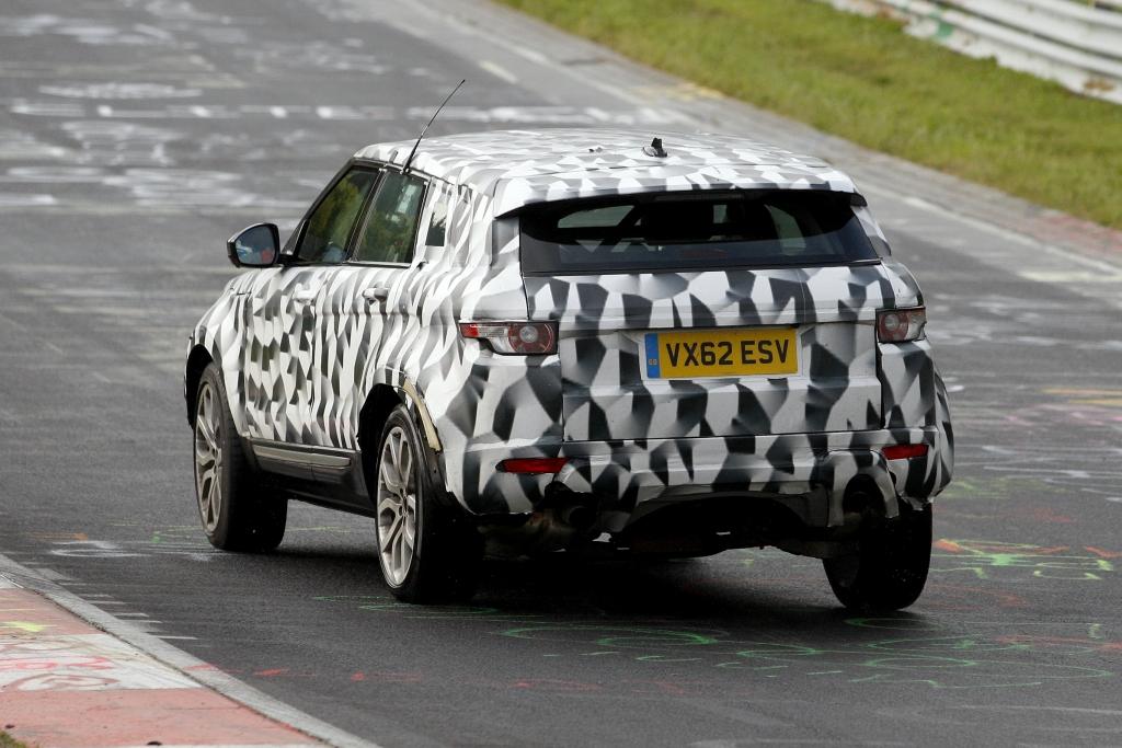 Erwischt: Erlkönig Lander Rover Freelander - Verkleidungskünstler