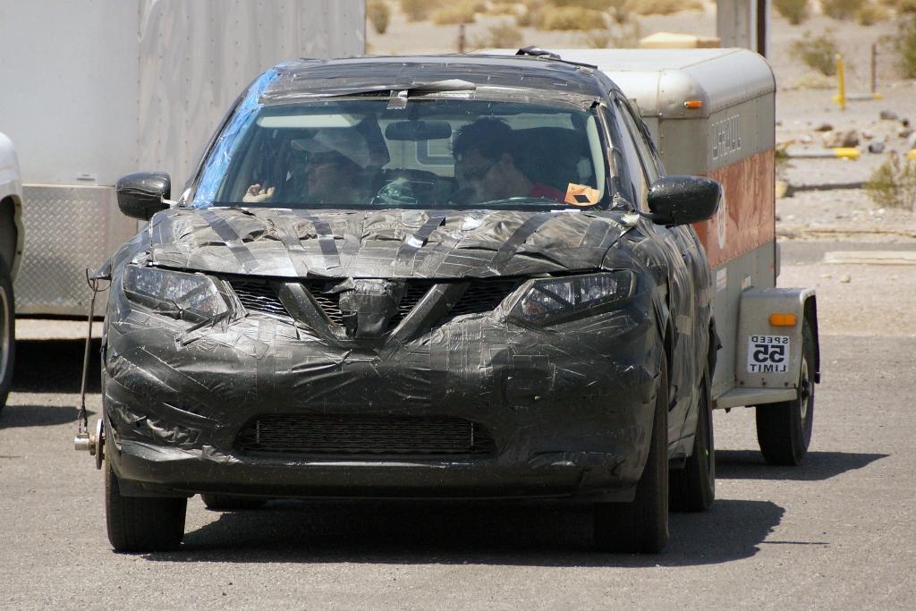 Erwischt: Erlkönig Nissan Qashqai – Deutlich dynamischer