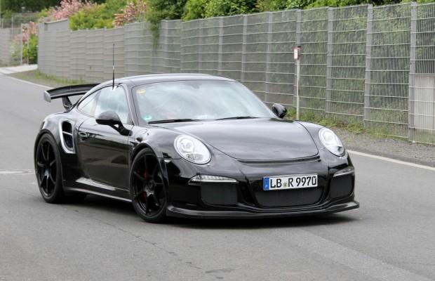 Erwischt: Erlkönig Porsche 911 GT2 – Mehr Dampf im Kessel