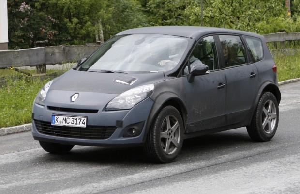 Erwischt: Erlkönig Renault Koleos »Mule« - Schluss mit SUV