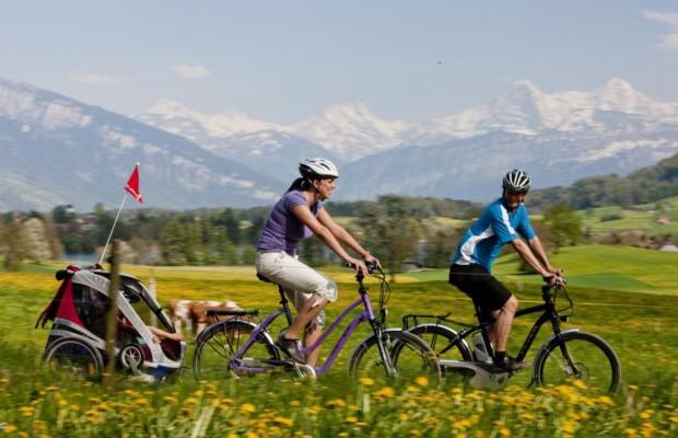 Familienausflug mit dem Fahrrad - Tipps von A bis Z