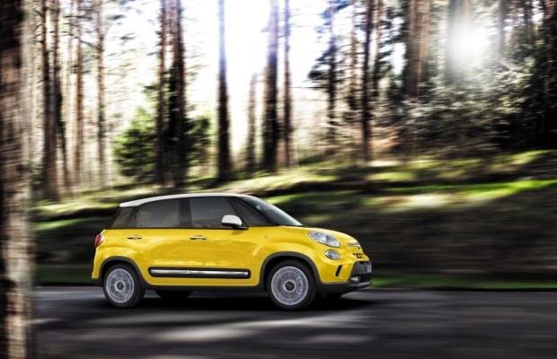 Fiat 500L Trekking - Die Knutschkugel für den Feldweg