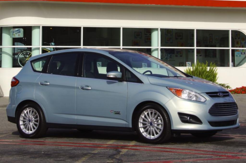 Ford C-Max Energi Plug-in-Hybrid - Der sparsamste seiner Art