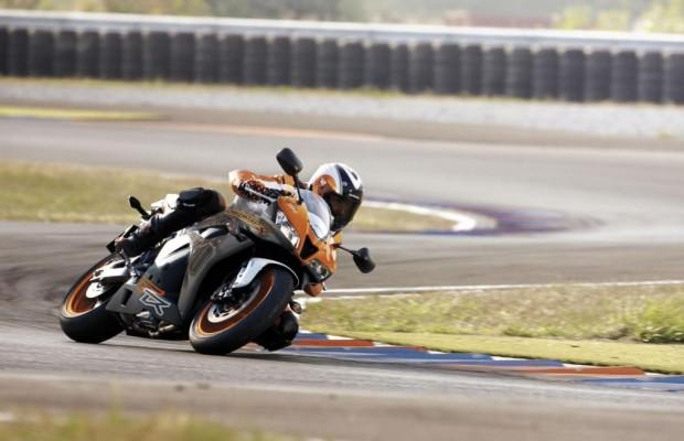 Forschung zur Motorrad-Technik - Schreck-Bremsen soll sicherer werden