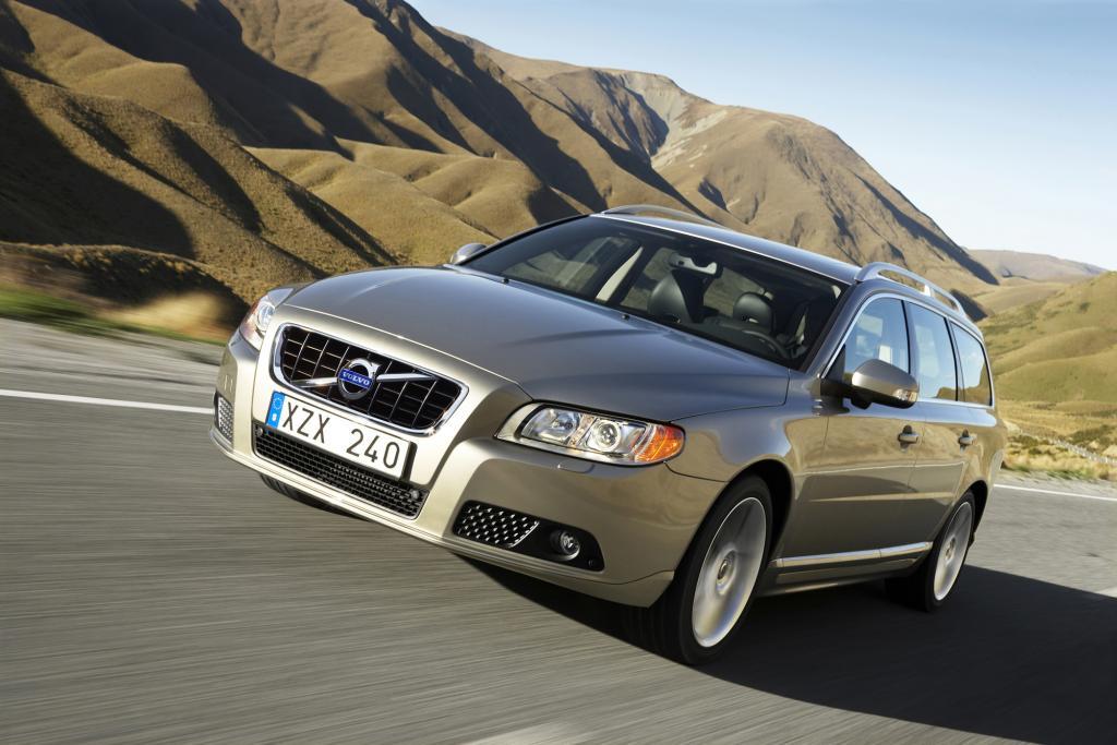 Gebrauchtwagen-Check: Volvo V70 - Großer Schwede