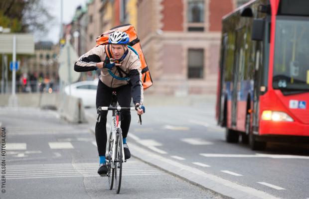 Gericht sieht Helmpflicht für Radfahrer