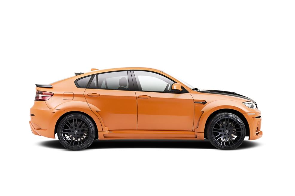 Hamann verwandelt den BMW X6 M in den Tycoon II M
