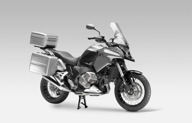 Honda: Reiseenduro mit Preisvorteil