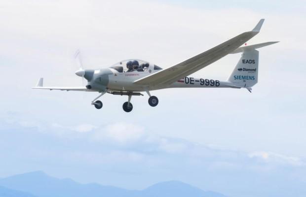 Hybridantrieb geht in die Luft