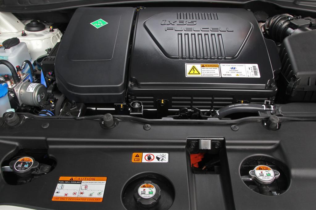 Hyundai macht endlich Nägel mit Köpfen und bringt als erster die Brennstoffzelle in die Serie
