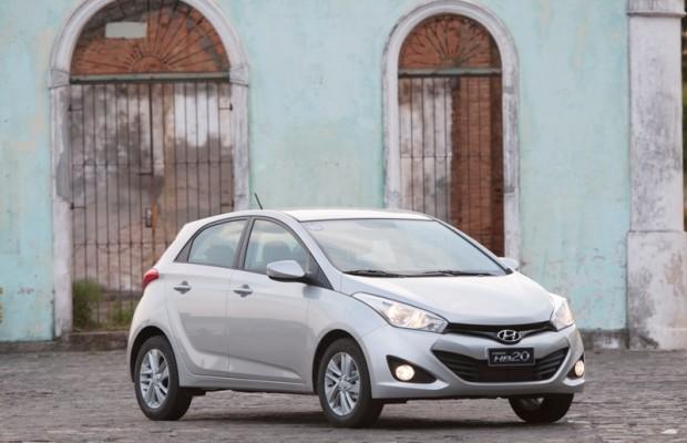 Hyundai stellt Fahrzeuge für Turnier in Brasilien