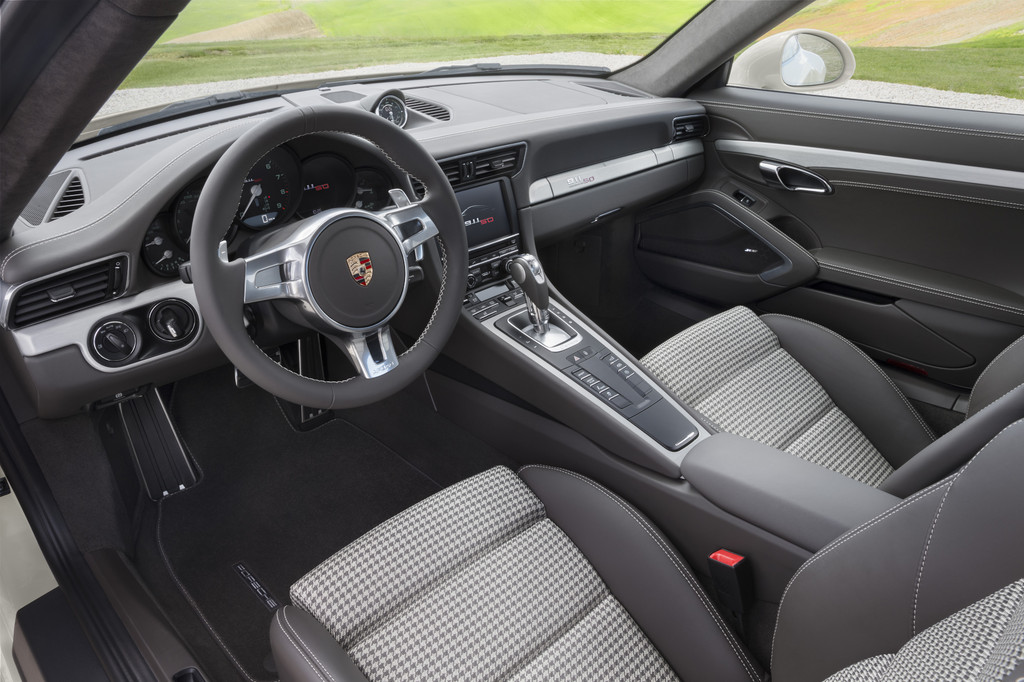 IAA 2013: Porsche bringt zum Jubiläum 911-Sondermodell