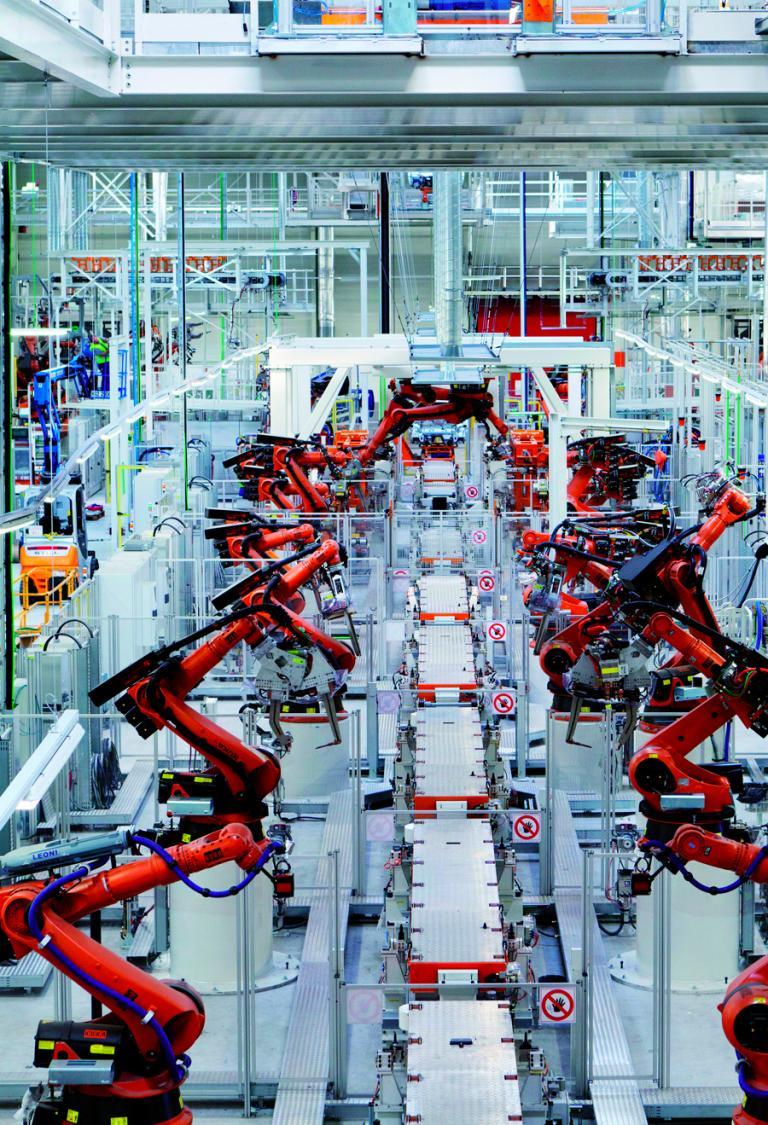 In Martorell produziert Seat auch den Q3 der Markenschwester Audi.