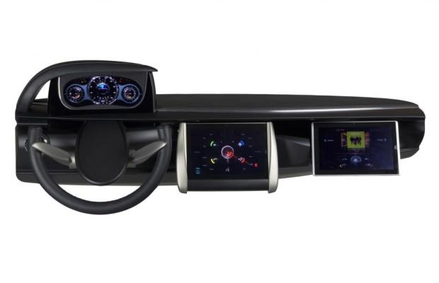 Intelligentes Cockpit - Das Auto kennt den Fahrer persönlich