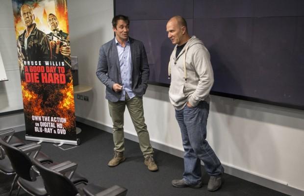 Interview zu Stirb Langsam 5 - Car Coordinator Alex King über 250 Totalschäden, verhexte Müllautos und seine Liebe zu Excel