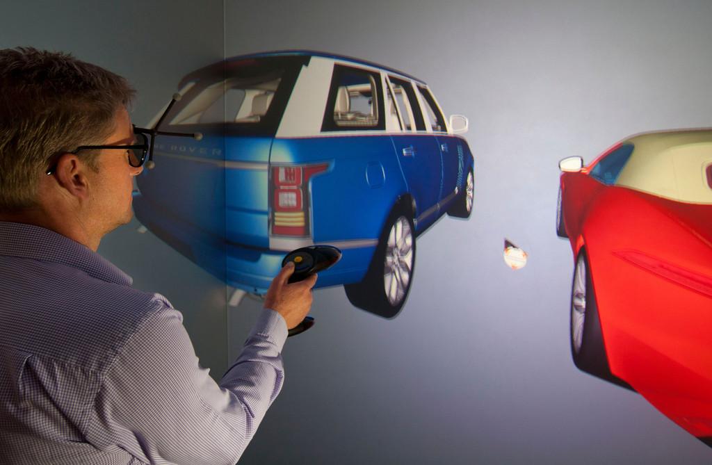 Jaguar Land Rover Partner bei Simulationsforschung