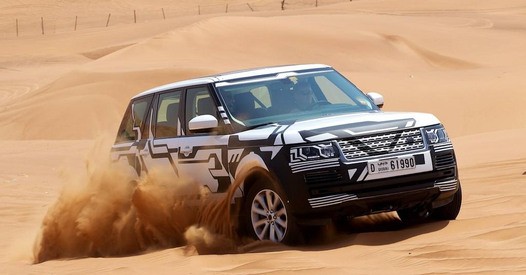 Jaguar Land Rover eröffnet neues Testzentrum in Dubai