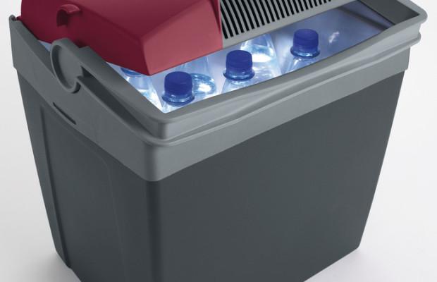 Kühlbox für Autofans