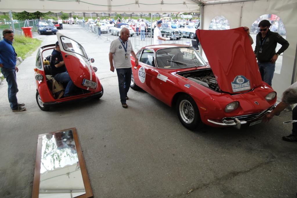 Lamborghini 350 GT: Die Zeitmaschine