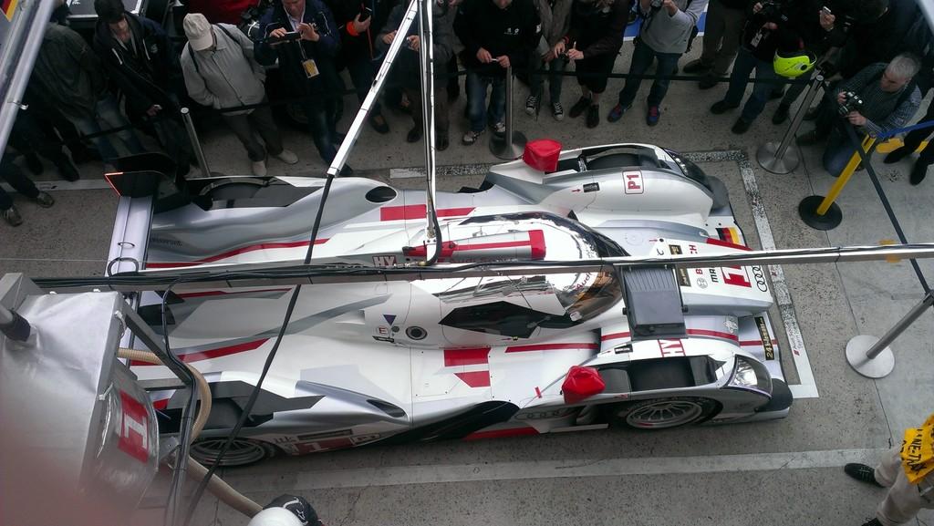 Le Mans 2013: Audi gewinnt vor Toyota