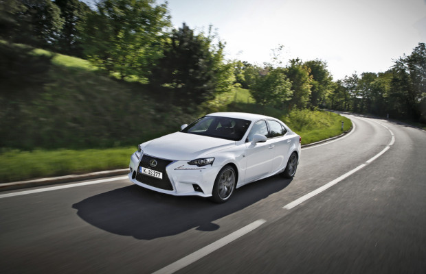 Lexus IS ab 29. Juni in Deutschland