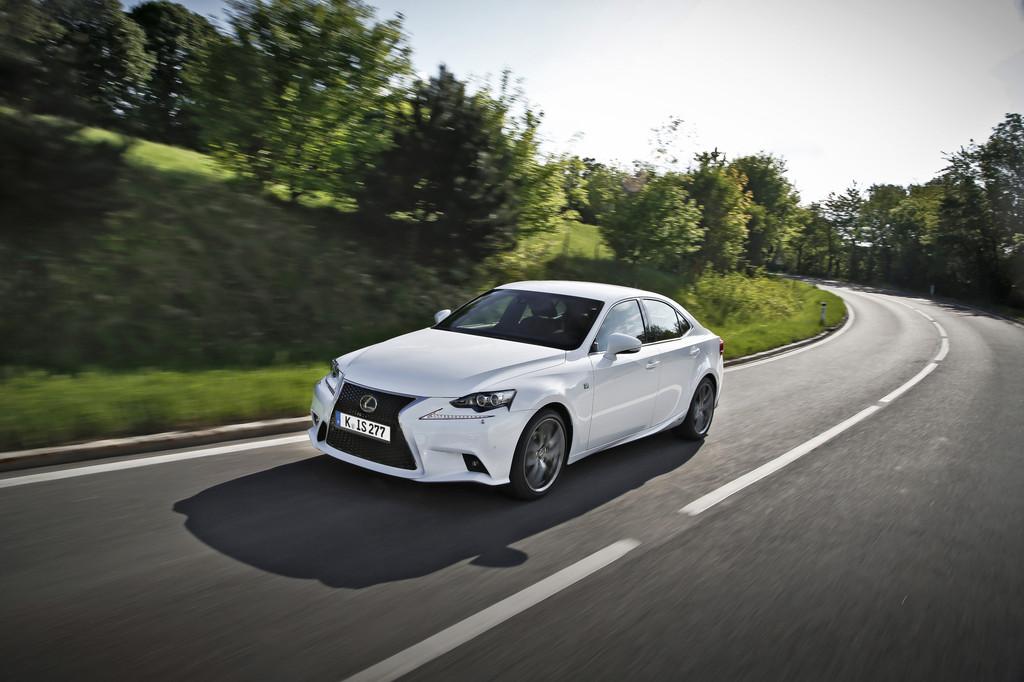 Lexus IS ab 29. Juni in Deutschland