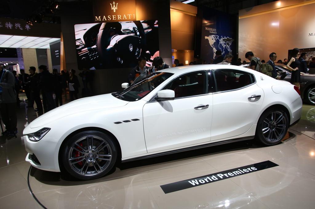 Maserati: Eine große Marke will ins große Geschäft