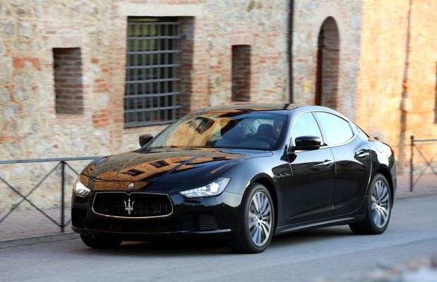 Maserati Ghibli - Oper trifft Business