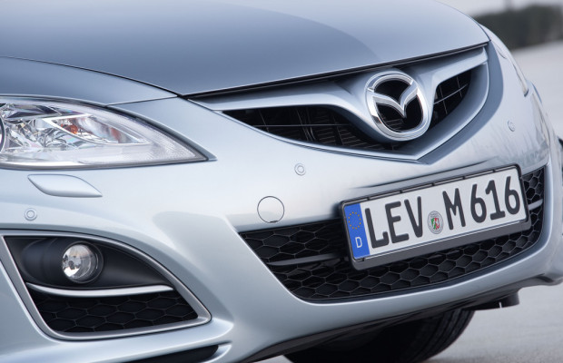 Mazda macht Flutopfer mobil