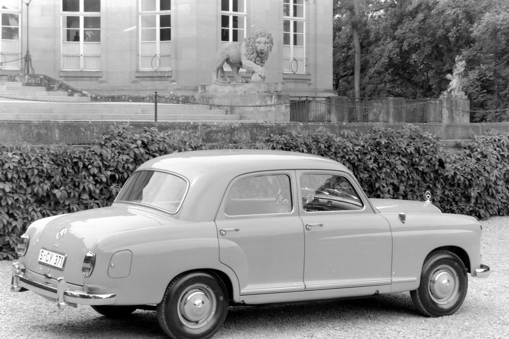 Mercedes Benz 180 A ab 1957
