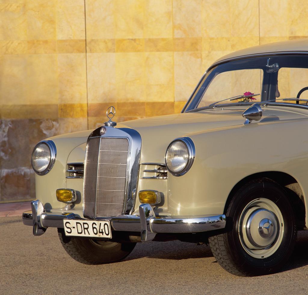 Mercedes Benz 180 D ab 1954